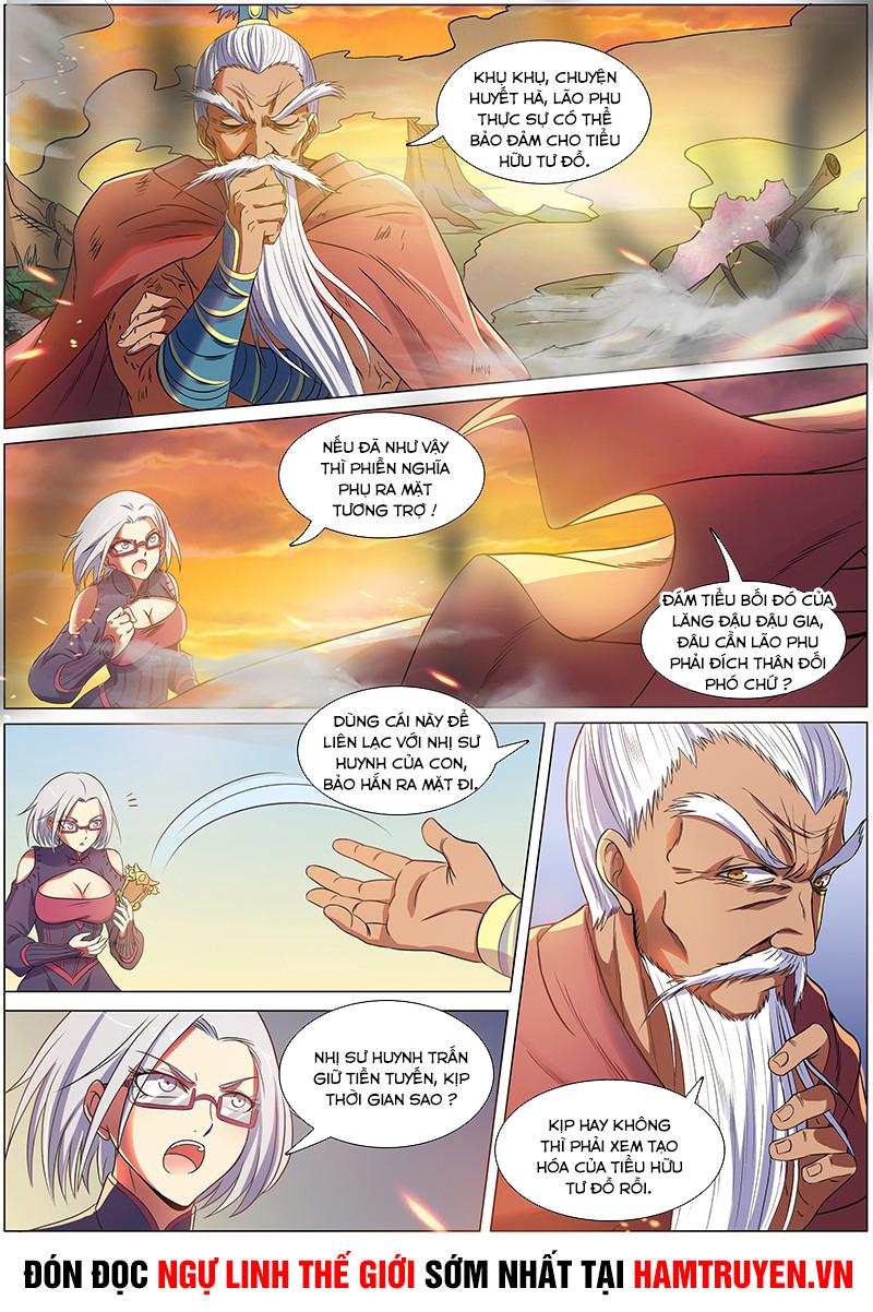 Ngự Linh Thế Giới chap 97 - Trang 7