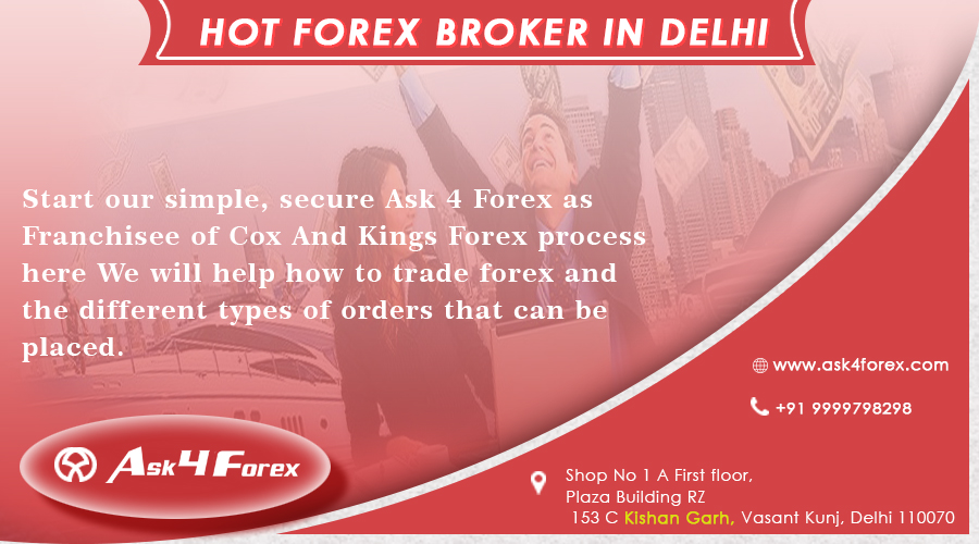 Where to buy forex in delhi