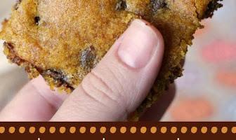 Delicious Pumpkin Chocolate Chip Bars