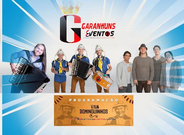 Programação Festival Viva Dominguinhos (Foto: Divulgação/Garanhuns Eventos)