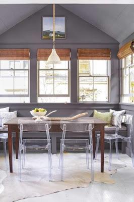 Desain Terbaik Ruang Makan Minimalis