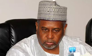 Embattled former National Security Adviser, Sambo Dasuki,