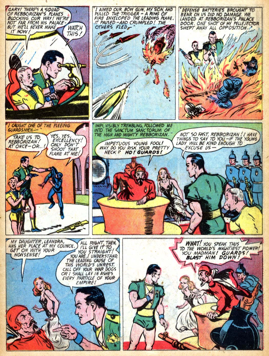 Read online All-American Comics (1939) comic -  Issue #9 - 5