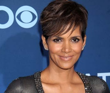 Halle Berry Short Formal Hairstyles