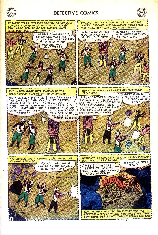 Read online Detective Comics (1937) comic -  Issue #188 - 37