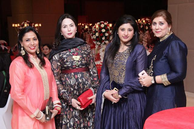 MadhuKaya + Jyoti Dhawan + Richa + Rashmi Dandona.