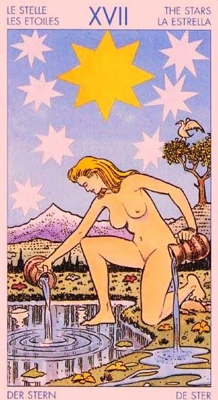La Estrella-Tarot Universal