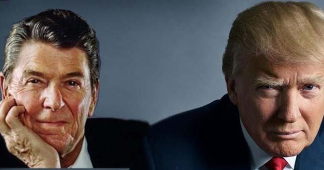 Trump se obrací k ekonomickým poradcům z Reaganovy éry, aby do americké ekonomiky nastartoval život