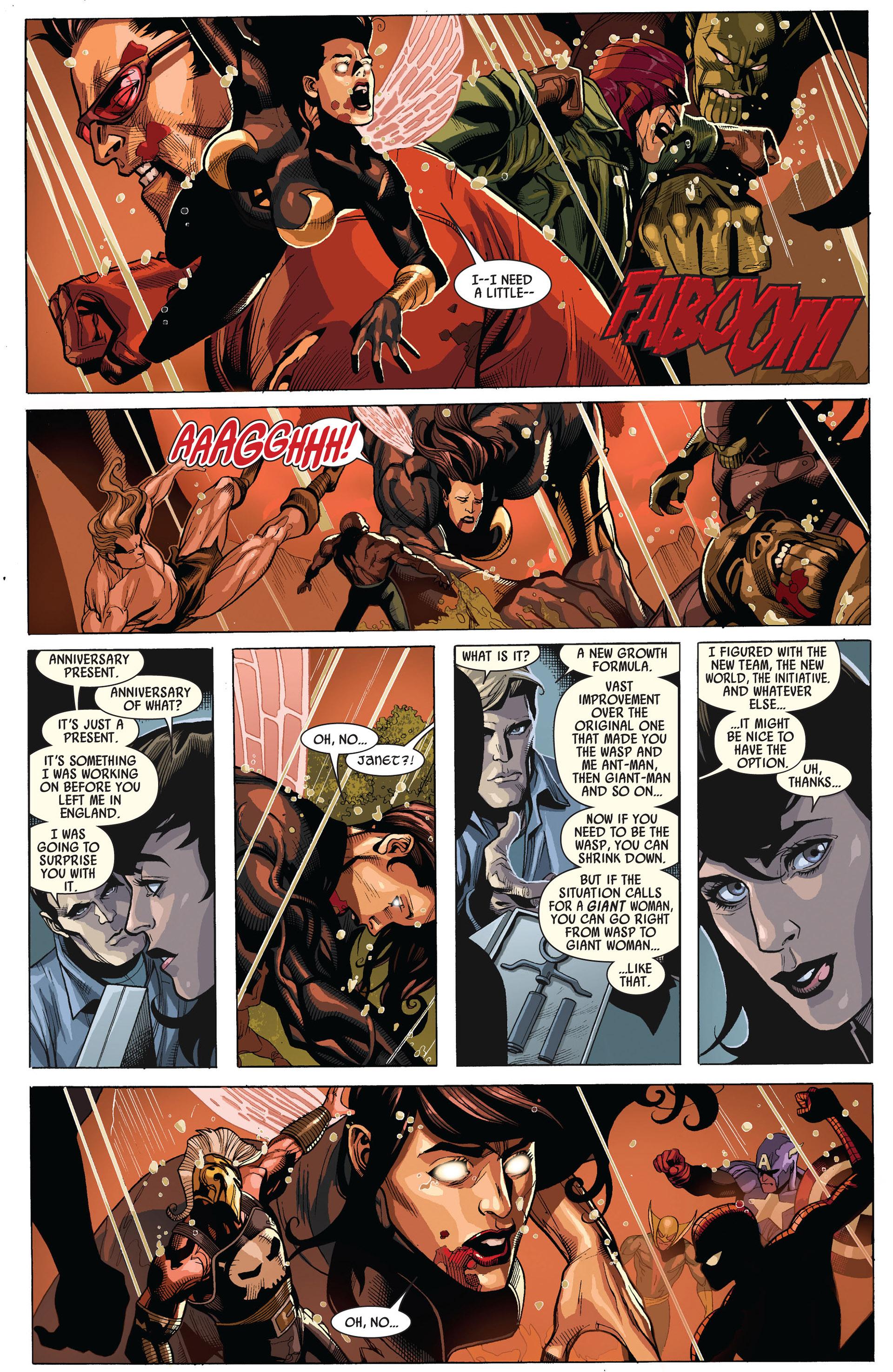 Read online Secret Invasion comic -  Issue #7 - 20