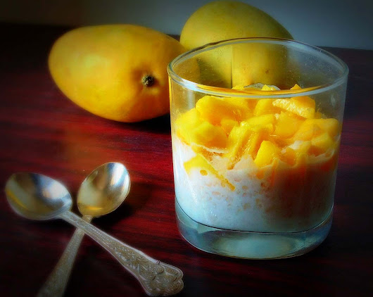 Mango Yogurt Parfait Recipe