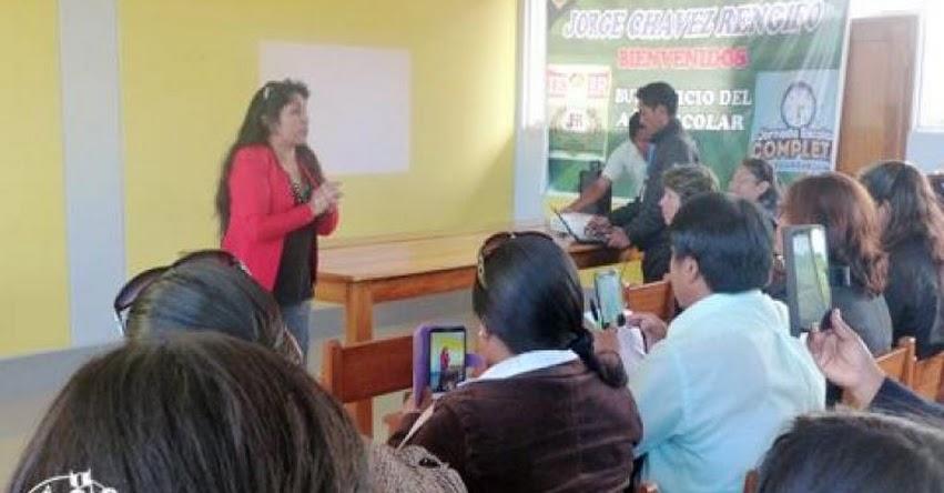 Directores, Sub Directores y Coordinadores Pedagógicos de las tres Provincias del Modelo Educativo Jornada Escolar Completa (JEC) compartieron experiencias, informó la Dre de Madre de Dios - www.dredmdd.gob.pe