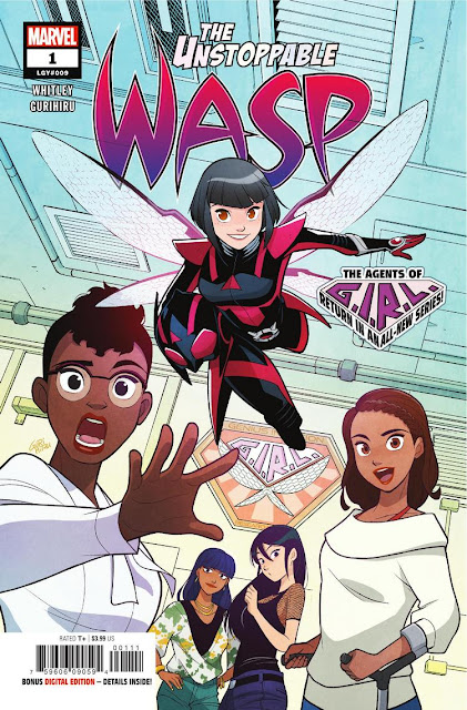 Avispa Imparable 2 Unstoppable Wasp Vol 2