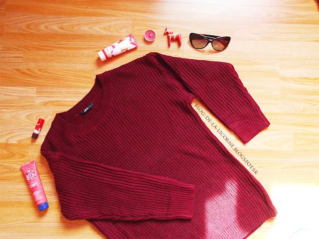 Drop Shoulder Longline Chunky Sweater Zaful