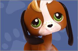 LPS Beagle Figures