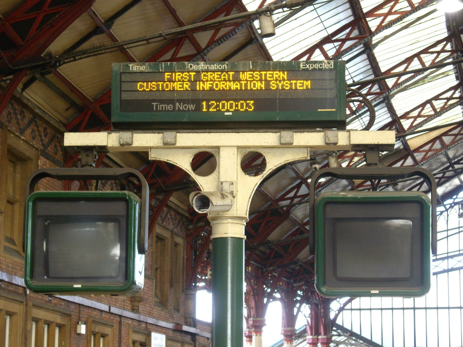 Railway Eye The Railway Blog Pointless Signs Bristol