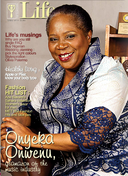 onyeka onwenu latest news