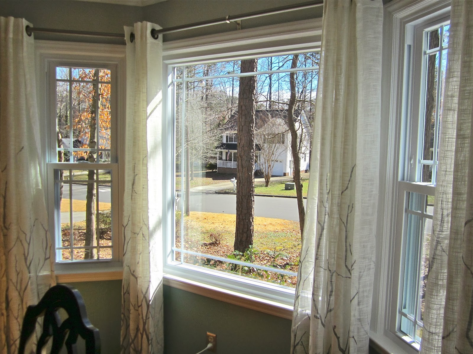 The Amberican Dream Pvc Pipes In The Bay Window