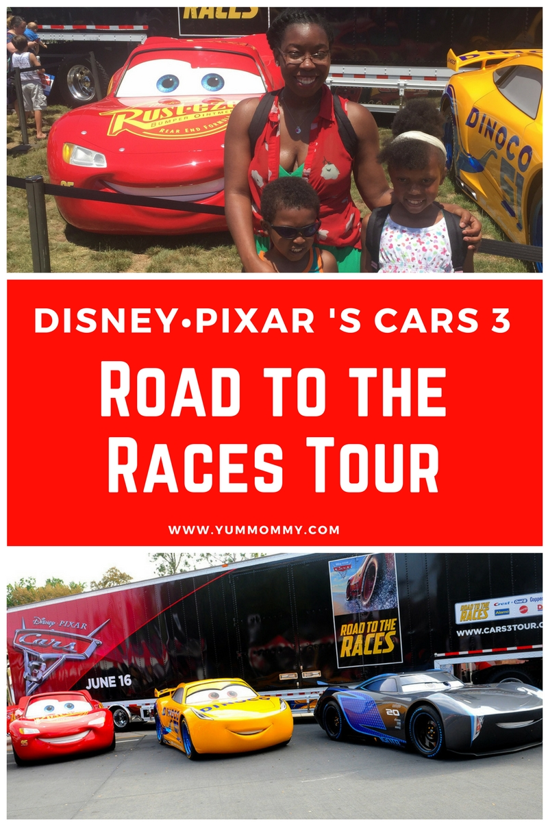 Road To The Race Tour Recap