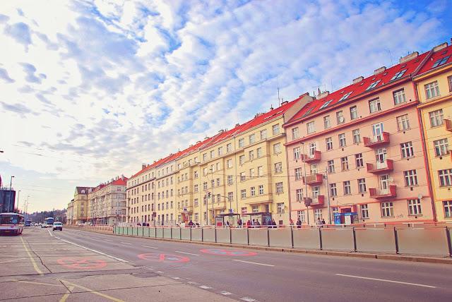 panelaks in Prague, communism in Prague