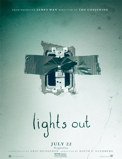 Ver Cuando las luces se apagan (Lights Out) (2016) Online