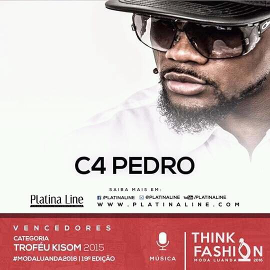 Moda Luanda 2016: Os vencedores das categorias Música, Carreira e Prestígio