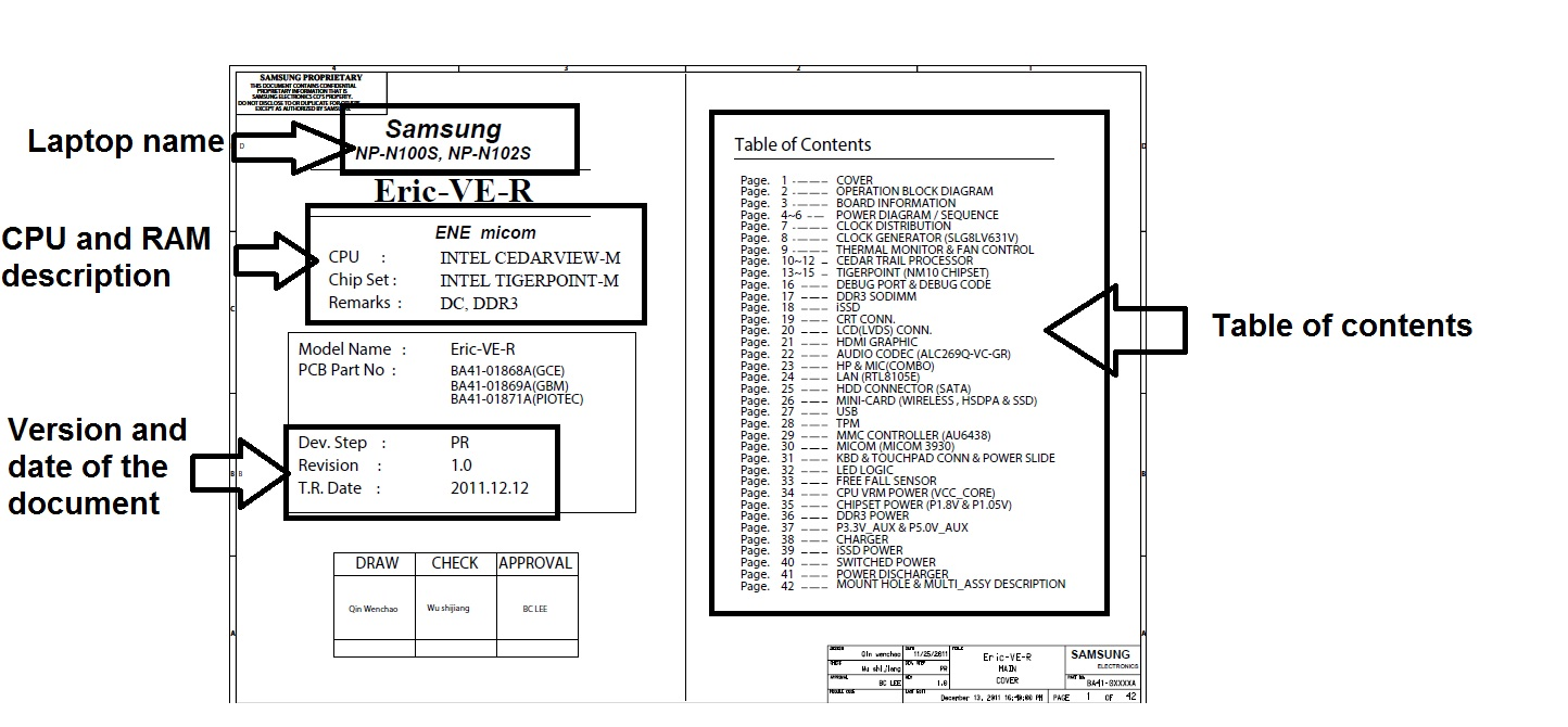 small resolution of schematics first page