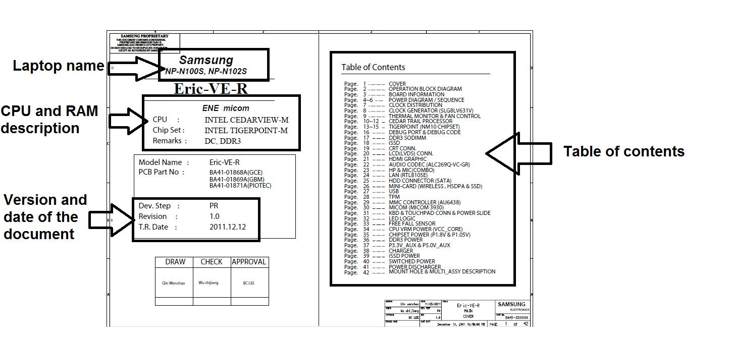 hight resolution of schematics first page