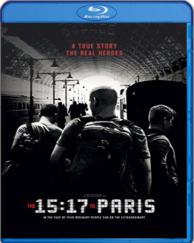 The 15:17 to Paris [2018] [BD25] [Latino]