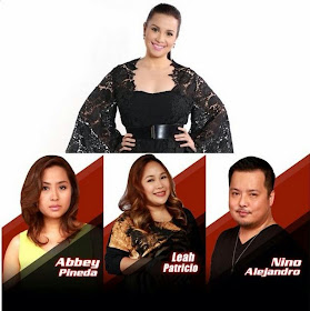 TEAM LEA: Abbey Pineda vs Leah Patricio vs Nino Alejandro