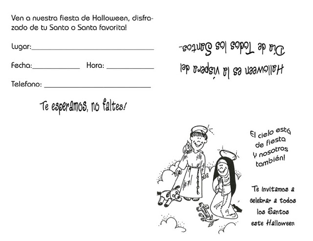 Tarjetas Para Cristianos De Invitación Imagui