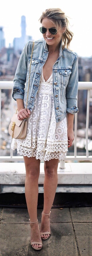 Catchy Spring Outfits To Copy Now #Spring #Outfits