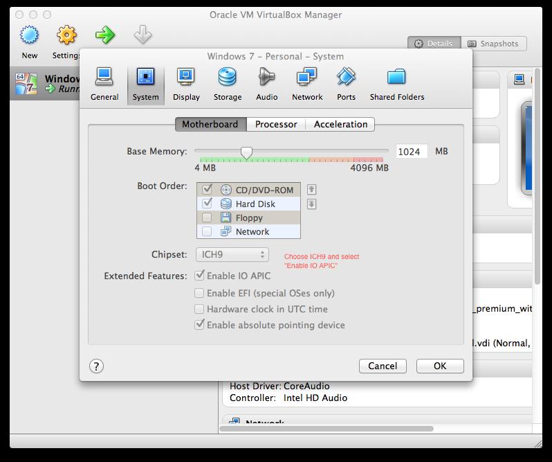 Windows 7 on Virtual Box: Error 0xc0000225 | Technobabble