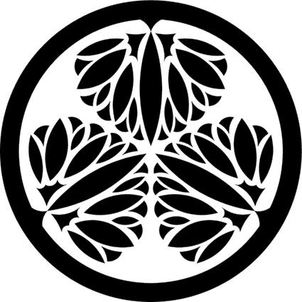 Lambang keluarga Tokugawa