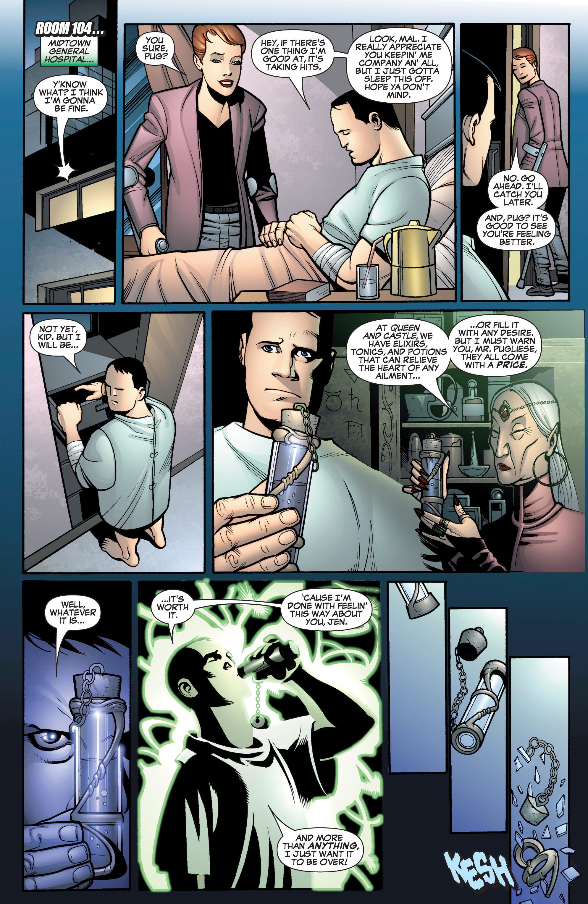 Read online She-Hulk (2005) comic -  Issue #13 - 22