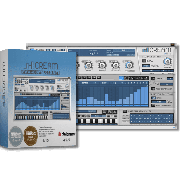 Kirnu - Cream v1.2.4 Full version