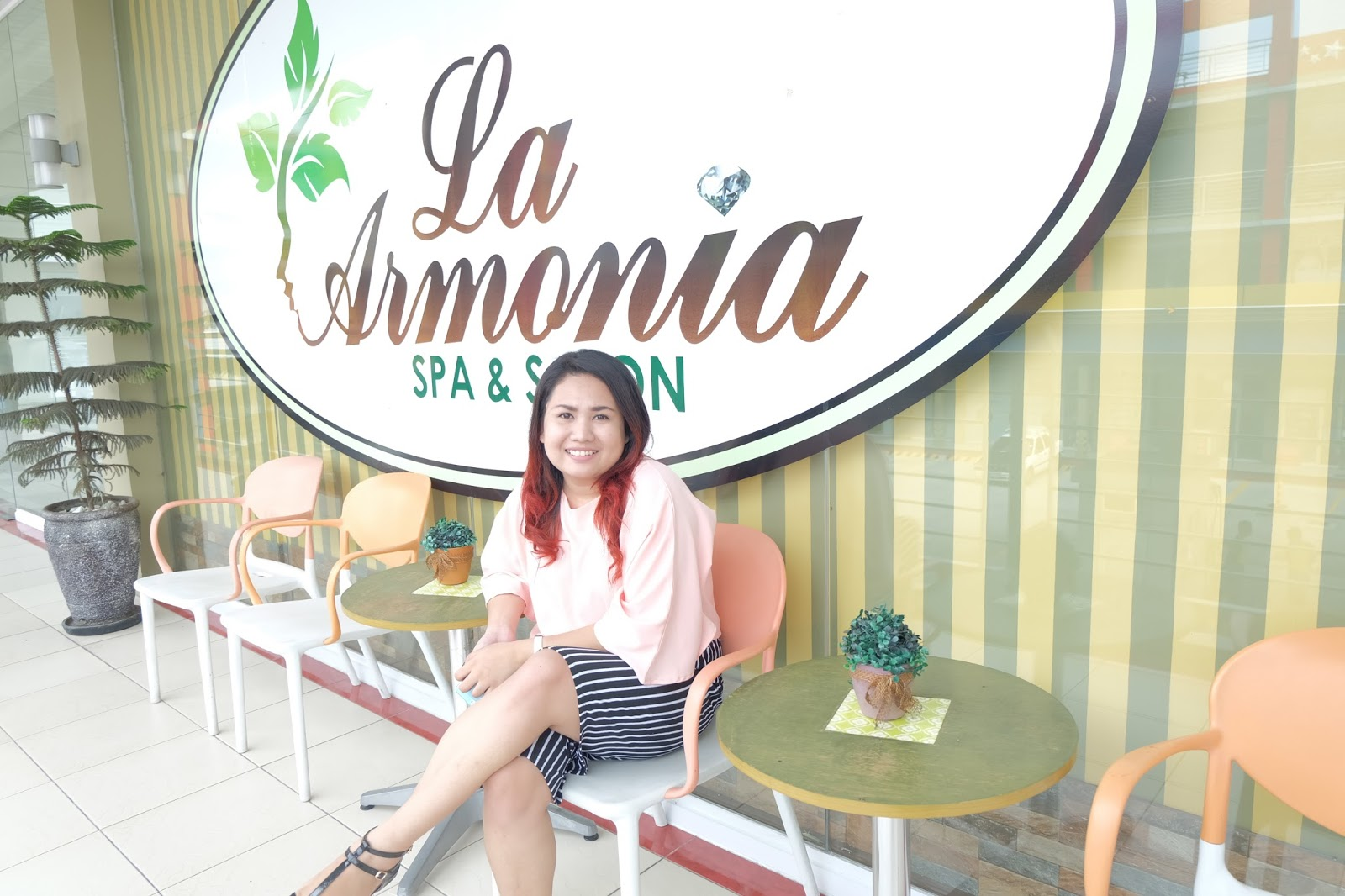 Relax and Refresh at La Armonia Theater Spa and Salon