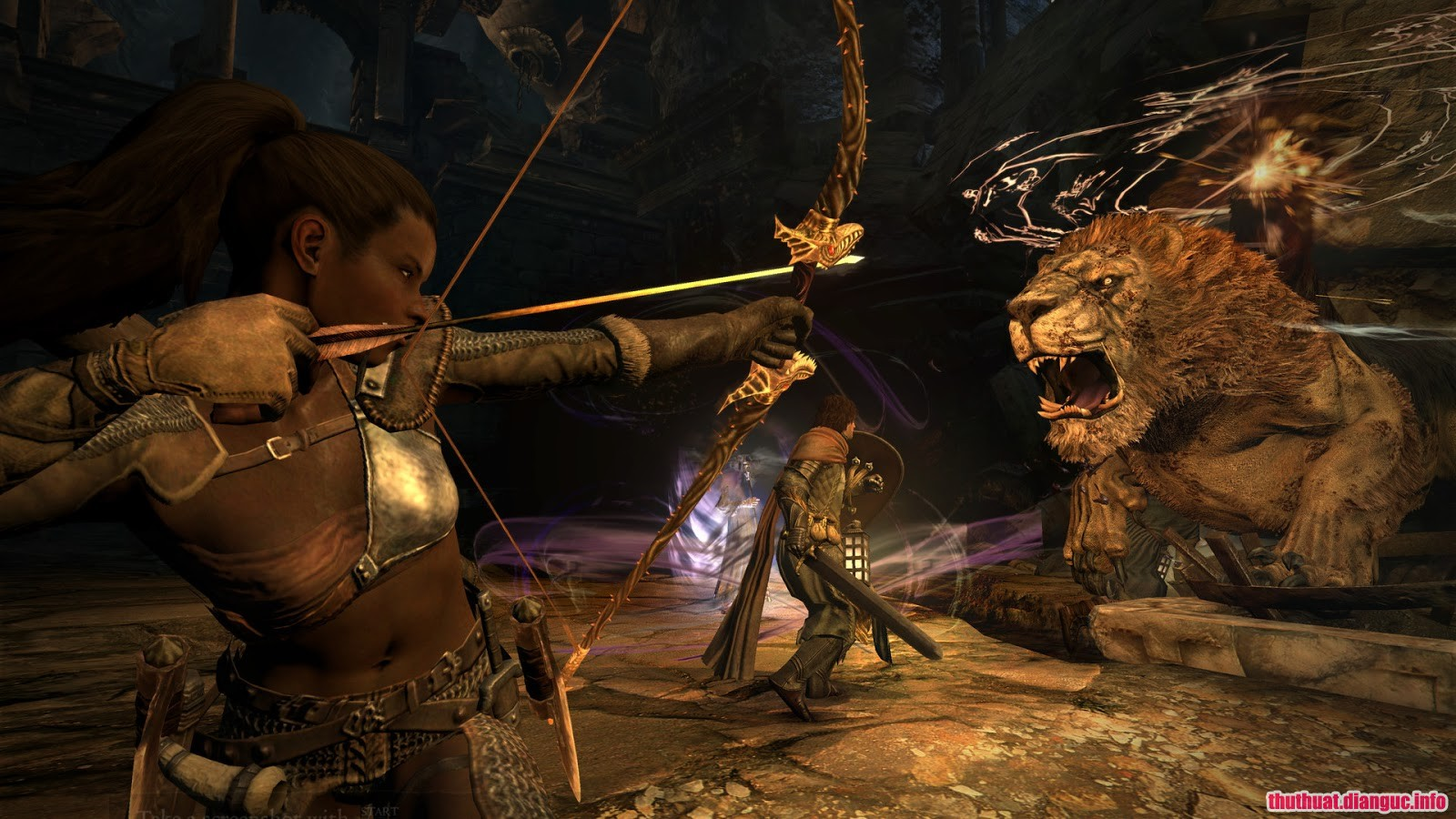 Download Game Dragon's Dogma: Dark Arisen Full Cr@ck