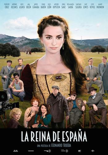 La reina de España (2016) [BRrip 1080p] [Latino] [Drama]