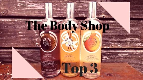 Brume corporelle The Body Shop