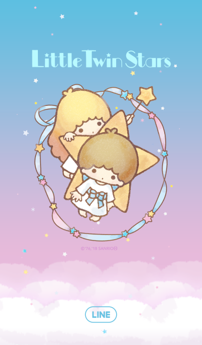 Little Twin Stars: Retro & Pastel
