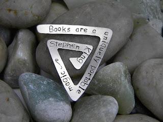 Stephen King Bookmark, Stephen King Gifts, Stephen King Merchandise