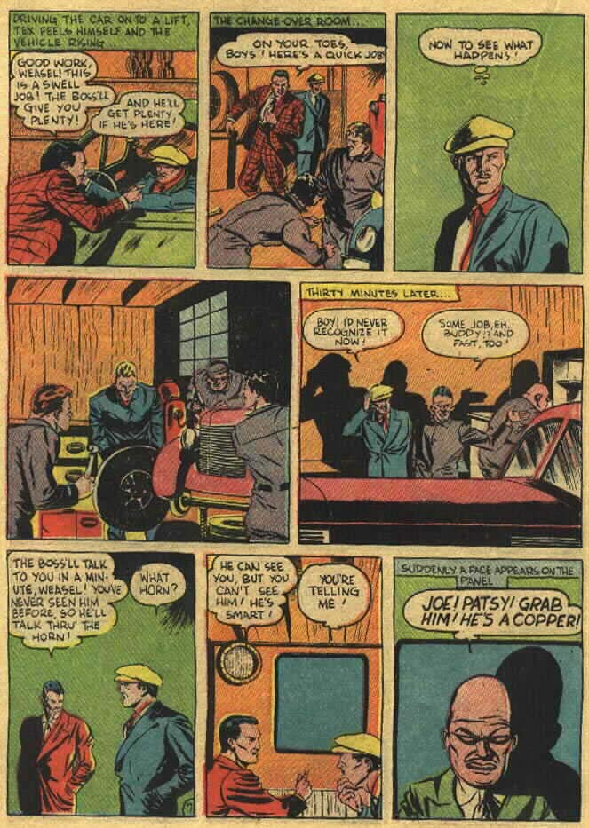Read online Action Comics (1938) comic -  Issue #26 - 41