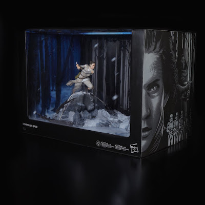 San Diego Comic-Con 2018 Exclusive Star Wars: The Black Series Centerpiece Rey (Starkiller Base Version) & Kylo Ren Action Figure Set by Hasbro