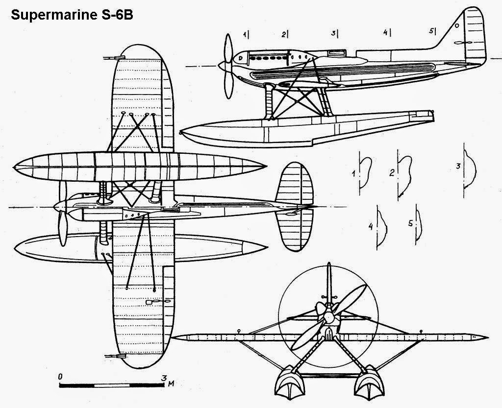 The supermarine s 6b is a british racing seaplane developed by r j mitchell for the supermarine pany to take part in the schneider trophy petition