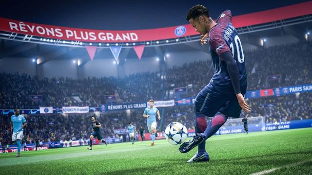 لعبة فيفا 2018