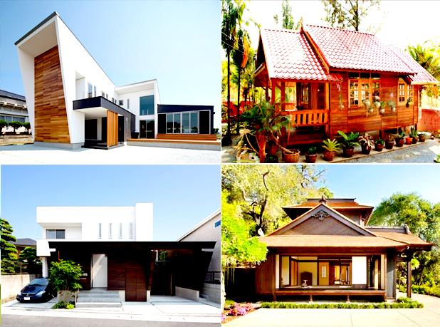 Desain Rumah Gaya Jepang Modern Dan Klasik