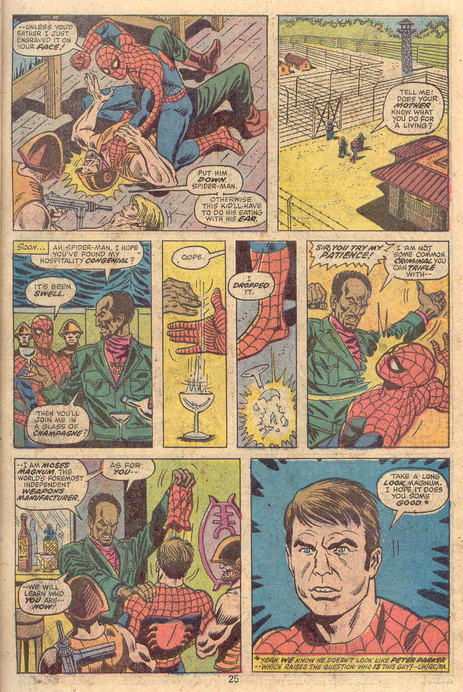 Giant-Size Spider-Man (1974) issue 4 - Page 21