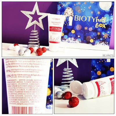 "BIOTYfull Box ""La Festive"" soin évasion clairjoie"