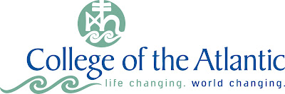 College of the Atlantic logo