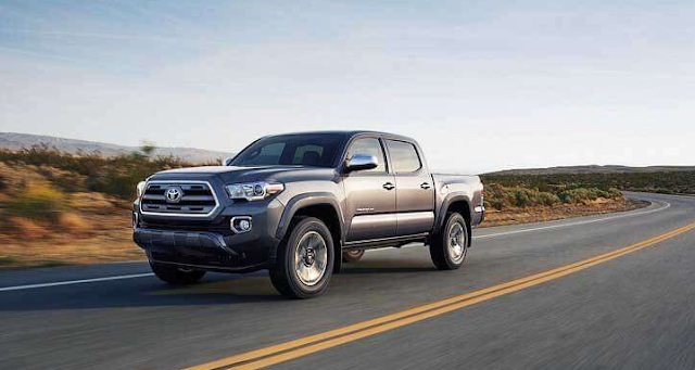 2018 Toyota Tacoma TRD Pro Specifications